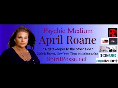 Psychic Medium April Roane Staring Into The Abyss