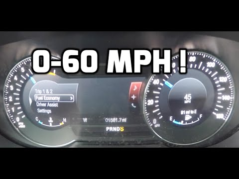 2016/2017 Ford Explorer Platinum/Sport 0-60 MPH Test - 365HP V6 Twin Turbo EcoBoost