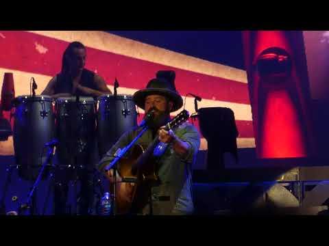 """Paradise City & Chicken Fried"" Zac Brown Band@Hersheypark PA Stadium 9/3/17"