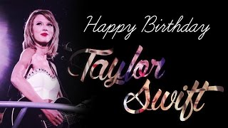 A Poem For Taylor Swift : Happy Birthday Taylor! ❤︎ (Thanks For Everything)