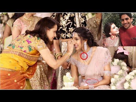 Expensive Engagement  - Akhil Akkineni and  Shriya Bhupal  Video  | Naga Chetanya | Samantha