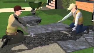 Laying Stone  Prevention Video v Tool  Sprains and Strains in Construction(, 2012-07-12T15:09:44.000Z)