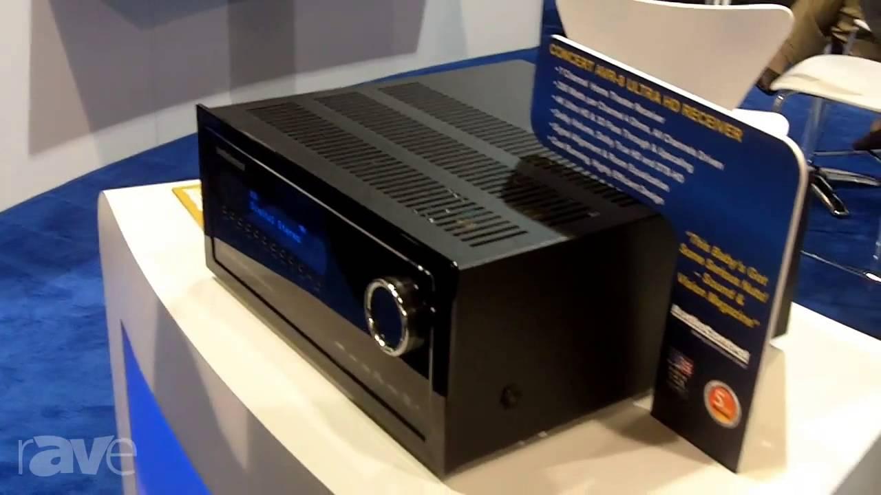 CEDIA 2013  AudioControl Introduces its Concert AVR-8 Ultra HD Receiver 90ffdc79c3