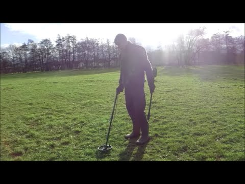 Metal Detecting Germany Nr.77 First hunt of 2015