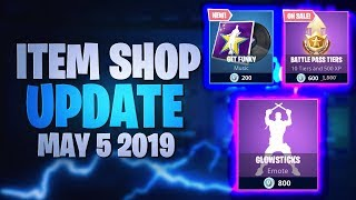 Fortnite Item Shop Update *NEW* GET FUNKY MUSIC! [05.05.2019 - 5th May 2019] Fortnite Battle Royale