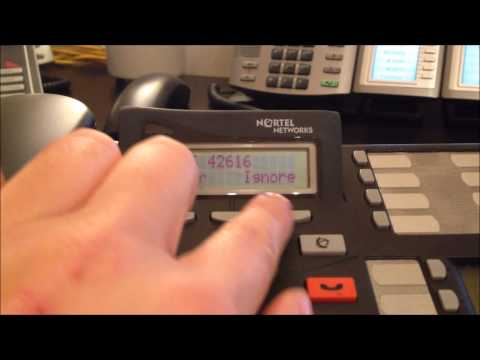 Nortel T7316 Digital Phone