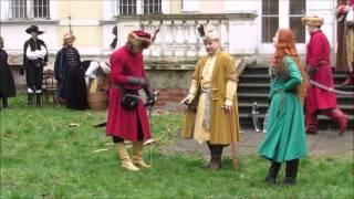Pokaz Małopolskiej Zgrai Sarmackiej w Chrobrzu
