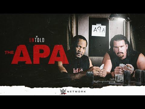 WWE Untold: The APA official trailer (WWE Network Exclusive)