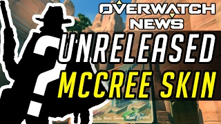 Overwatch - NEW MCCREE SKIN, Guilds Update, Competitive Season 4