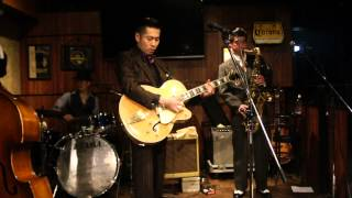 The Travellers / Sweet Sue ,Just You   2014.3.1 /札幌Blues Alley