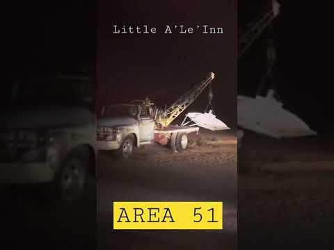 AREA 51: Little A'Le'Inn