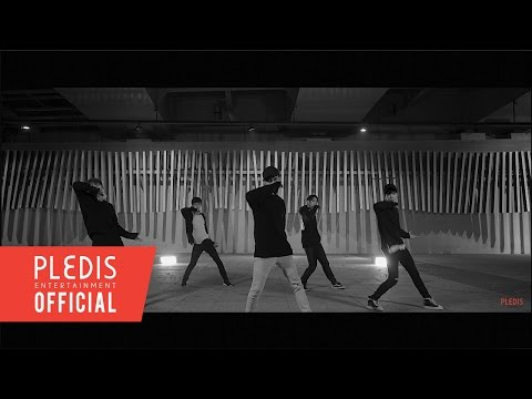 [Choreography Video] NU'EST 5th Mini Album CANVAS 'Look(A Starlight Night)'