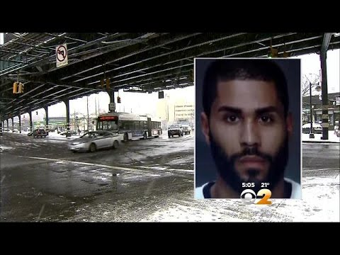 Surveillance Video Captures Police Encounter With Accused Shooters