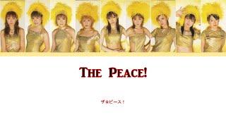 ザ☆ピ~ス!/The Peace! Sorry if the audio quality is bad, it was be...