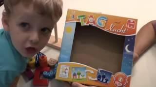 Tag und Nacht (Smart Games / Jumbo) - ab 2 Jahre - Kinderspiel - Gameplay TEIL 91
