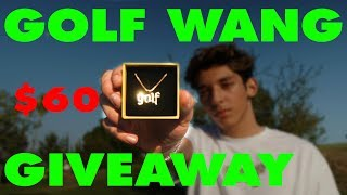 Going To The Golf Wang Store + GIVEAWAY
