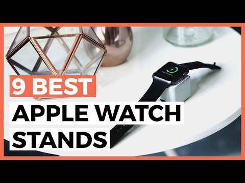 Best Apple Watch Charging Stands In 2020 - How To Choose A Charging Stand For Your Apple Watch?