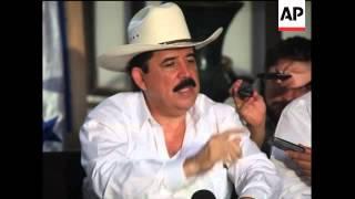 Ousted Honduran President Issues 'ultimatum' To Interim Govt