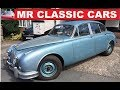 1964 Jaguar MK 2 Barn Find FOR SALE