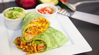 Food Steez Breakfast Burrito