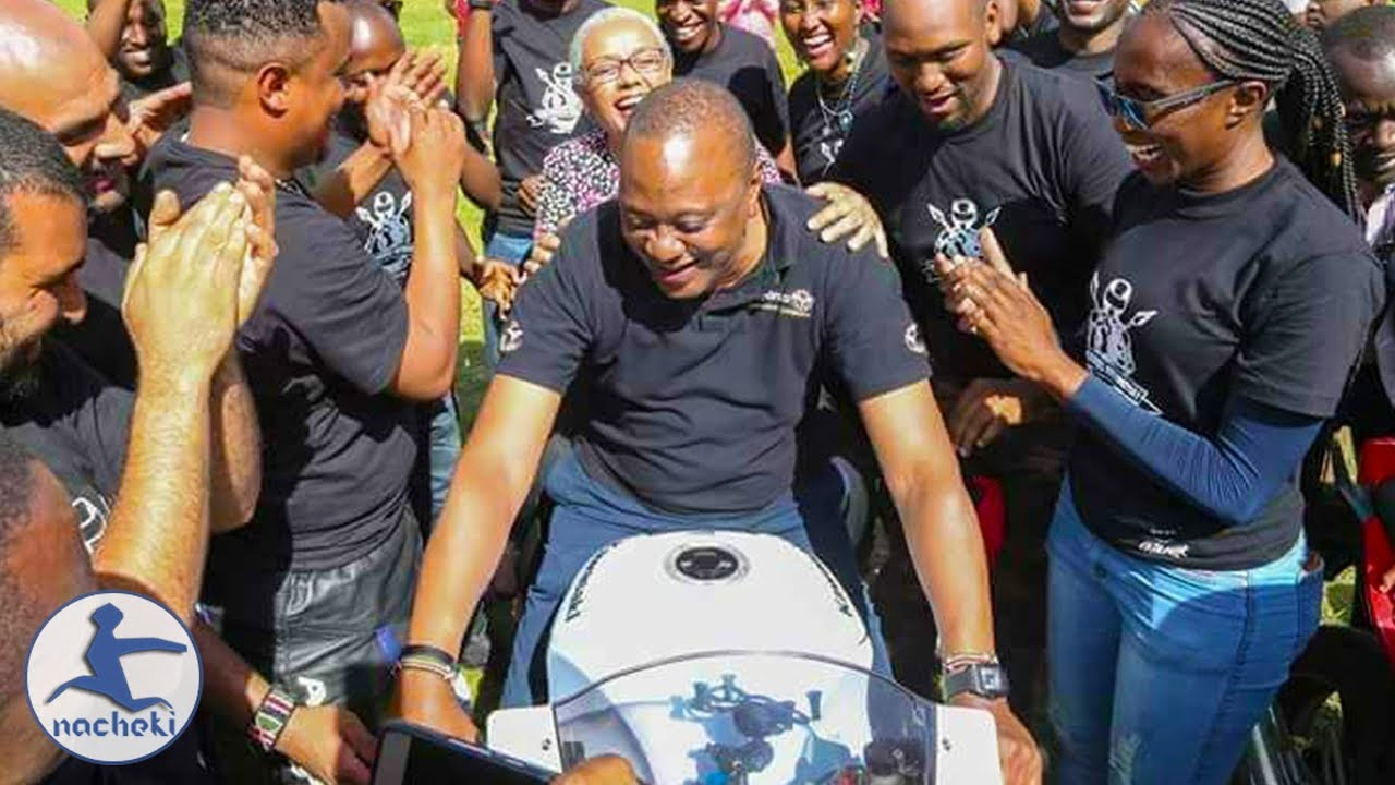 Africa's Most Eloquent President Uhuru's Message to the African Youth