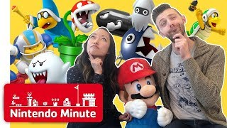 Download Mar10 Day Character Bracket: Mario's Enemies - Nintendo Minute Mp3 and Videos