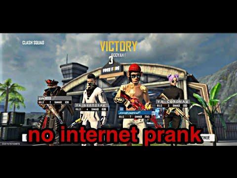 No internet Prank Free Fire •John Fumpem•