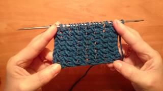 Вяжем спицами: Простой узор для ТЁПЛЫХ ВЯЗАНЫХ кардиганов и пуловеров   33