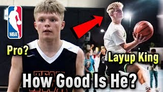 How Good Is The LAYUP KING Tristan Jass ACTUALLY? Entertainer or Future Pro?