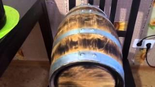 Дубовые бочки для выдержки напитков от А до Я - вымачивание вином.(Продолжение серии видео про подготовки дубовых бочек для выдержки напитков. Вымачивание крепленым вином...., 2016-03-06T18:08:47.000Z)