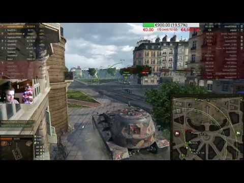 VK72.01(K) / Mari aus Paris / World of Tanks