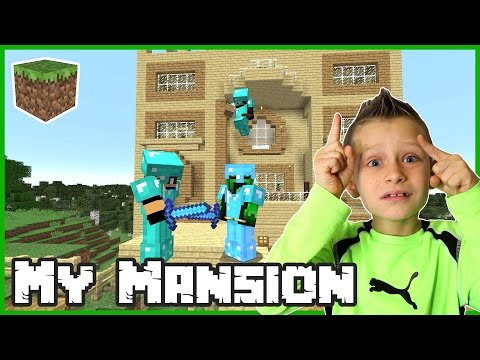 My Mansion / Minecraft