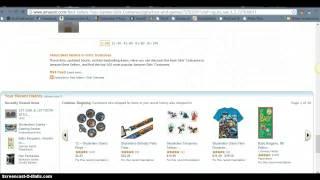 Amazon Bestsellers RSS Tutorial