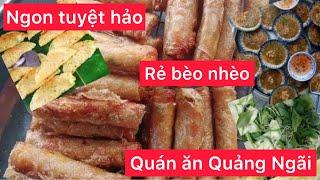 Phát hiện quán ăn miền trung ngon giữa lòng Sài Gòn/ Quán Don #thếkỷmớichannel