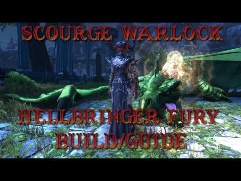 Neverwinter - Warlock - Hellbringer Fury PvE Build - Mod 10.5