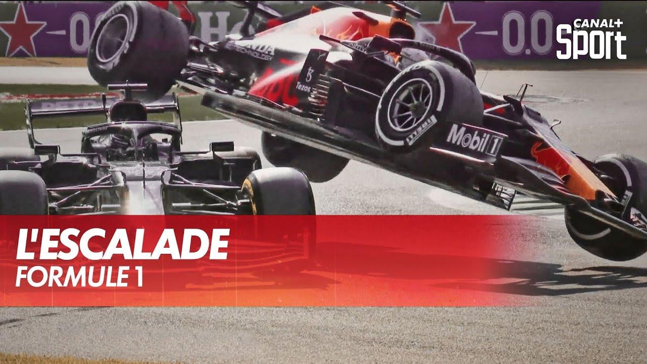 Hamilton / Verstappen : L'escalade - CANAL+ Sport