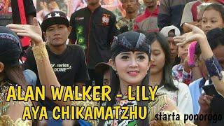 Single Terbaru -  Alan Walker Lily Pamer Bojo Cendol Dawet