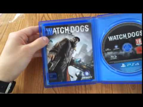 Watch Dogs Special Edition Unboxing + All Cheats and Bonuses