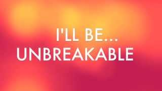 Unbreakable, Michael Mind Project - Lyric video