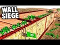 INTENSE WALL SIEGE! Defending Grump's Wall?! (Army Men of War - MOWAS 2 Toy Soldiers Mod)