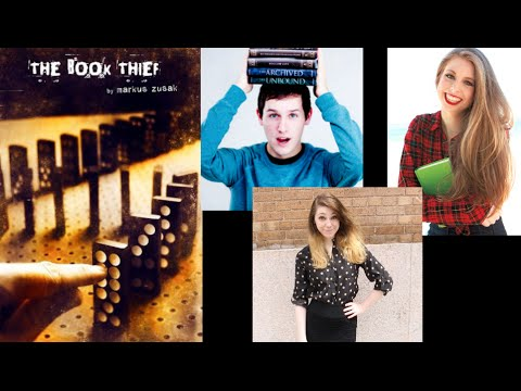 THE BOOK THIEF LIVE SHOW | BOOKSPLOSION