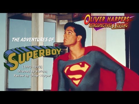Superboy The TV Series (Part 2) Retrospective / Review