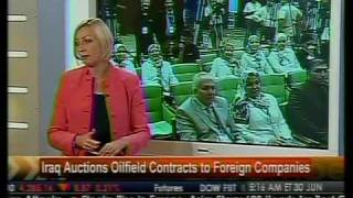 Iraq Auction Oilfield Contracts To Foreign Companies - Bloomberg