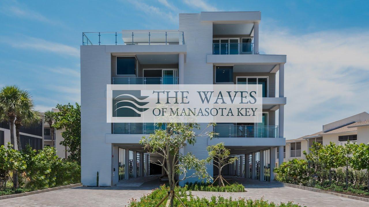 The Waves of Manasota Key, Englewood, FL - YouTube