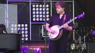 Bruce Hornsby with Bela Fleck and Jimmy Herring - White Wheeled Limousine 2011 Summer Camp