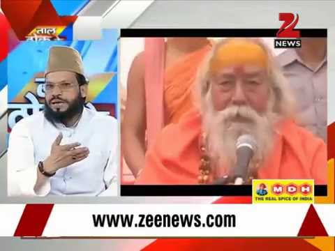 Taj Mahal was built on Shiva temple, claims Swami Swaroopanand Saraswati