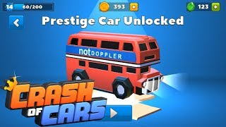 Crash of Cars - LONDON BUS UNLOCKED