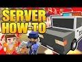 BROKE PROTOCOL Create My Server | Easy Tutorial