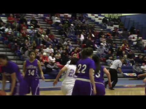 Wyoming Indian Girls Basketball Update