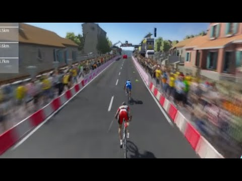 Le Tour de France 2017 PS4/XB1- Pro Team - Episode 1